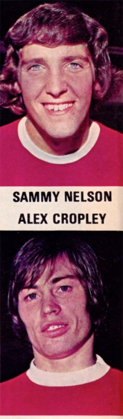 Nelson & Cropley, Arsenal 1975