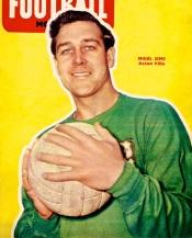 Nigel Sims, Aston Villa 1959