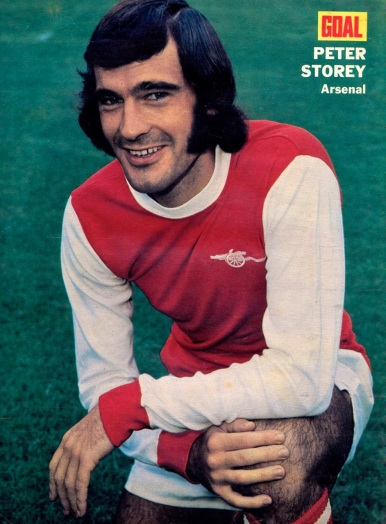 Peter Storey, Arsenal 1973