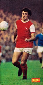 Ray Kennedy, Arsenal 1971