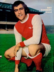 Ray Kennedy, Arsenal 1973-2