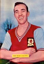 Ron Wylie, Aston Villa 1959