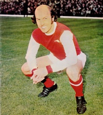 Terry Mancini, Arsenal 1974