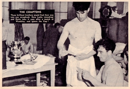 The Compton Brothers, Arsenal 1958