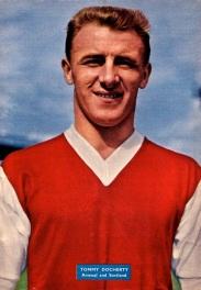 Tommy Docherty, Arsenal 1959
