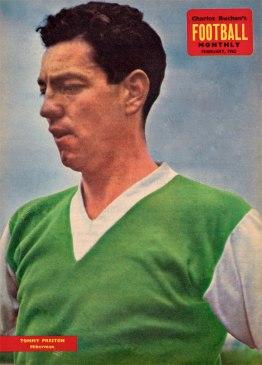 Tommy Preston, Hibernian 1963