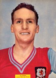Vic Crowe, Aston Villa 1963