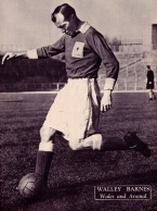 Walley Barnes, Arsenal 1951