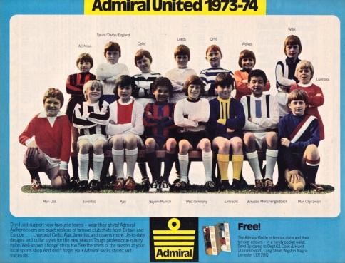 Admiral 1973