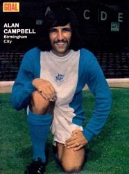 Alan Campbell, Birmingham City 1973