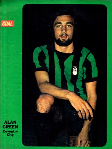Alan Green, Coventry City 1974