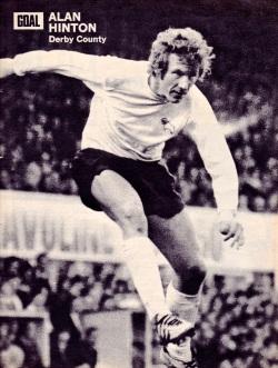 Alan Hinton, Derby Country 1973