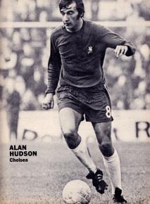 Alan Hudson, Chelsea 1970