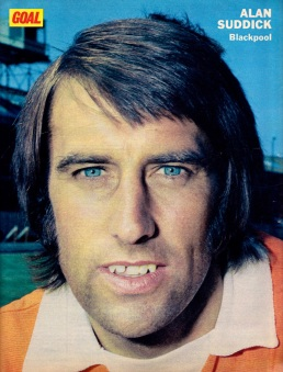 Alan Suddick, Blackpool 1973