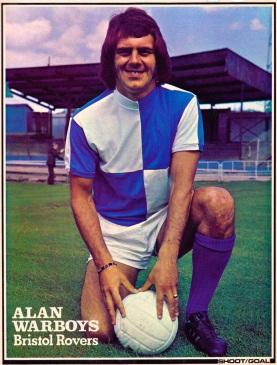 Alan Warboys, Bristol Rovers 1975