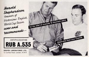 Antiphlogistine 1966