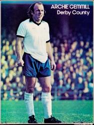 Archie Gemmill, Derby Country 1976