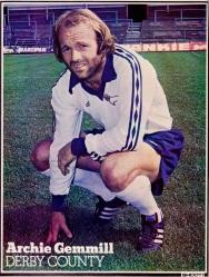 Archie Gemmill, Derby Country 1977