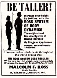 Be Taller 1967