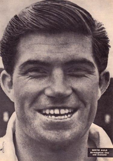 Bertie Auld, Birmingham City 1963