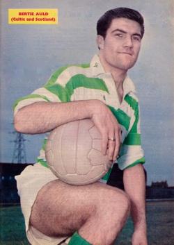 Bertie Auld, Celtic 1961