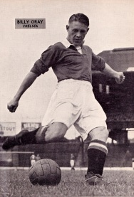 Billy Gray, Chelsea 1951
