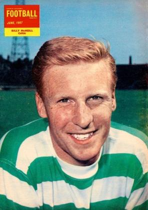 Billy McNeill, Celtic 1967