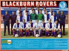 Blackburn Rovers 1983