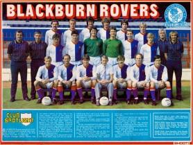 Blackburn Rovers 1983