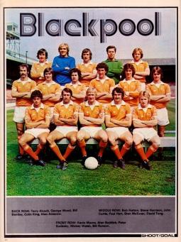 Blackpool 1977