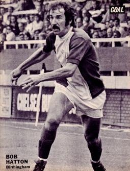 Bob Hatton, Birmingham City 1973