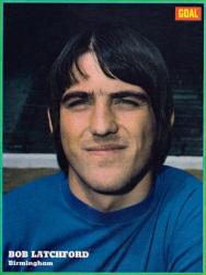 Bob Latchford, Birmingham City 1971