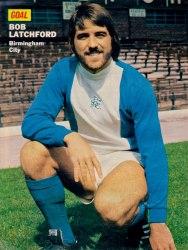 Bob Latchford, Birmingham City 1973