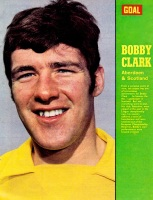 Bobby Clark, Aberdeen 1971