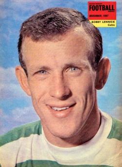 Bobby Lennox, Celtic 1967