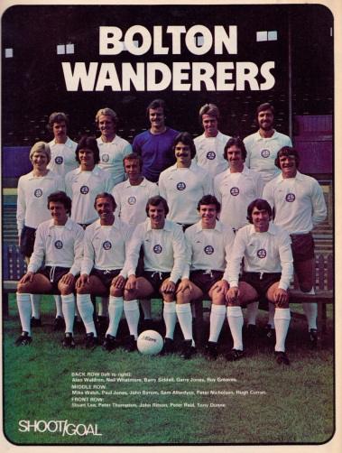 Bolton Wanderers 1975