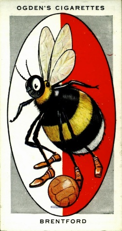 Brentford, The Bees 1933