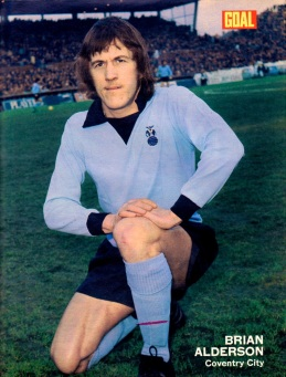 Brian Alderson, Coventry City 1973