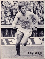 Brian Joicey, Coventry City 1970