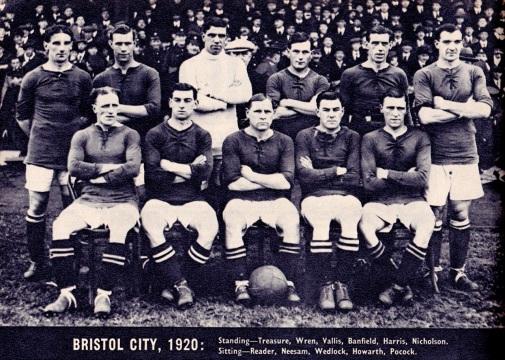 Bristol City 1920