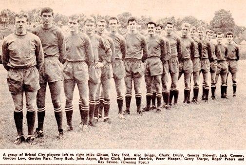 Bristol City 1966