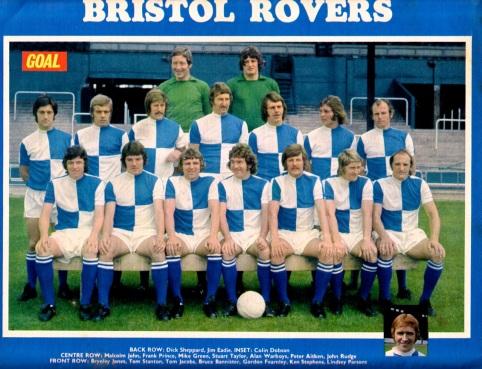 Bristol Rovers 1973