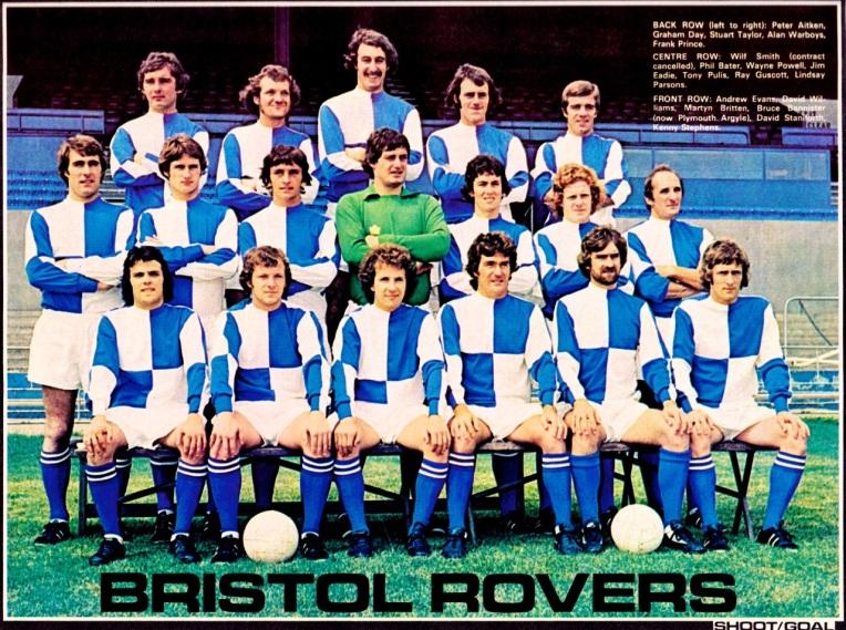 Bristol Rovers 1977