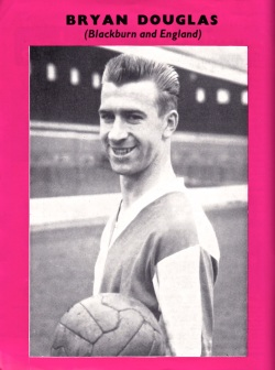 Bryan Douglas, Blackburn Rovers 1960