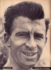 Bryan Douglas, Blackburn Rovers 1963