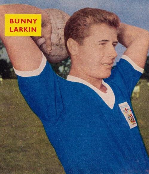 Bunny Larkin, Birmingham City 1959