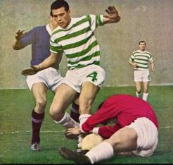 Celtic v Rangers, September 1963