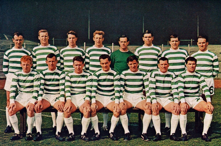 Celtic 1967 Best football most iconic jersey kits shirts top 20