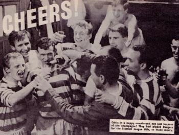 Celtic celebrations, 1966