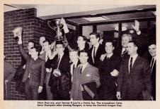 Celtic celebrations at Hampden, 1966